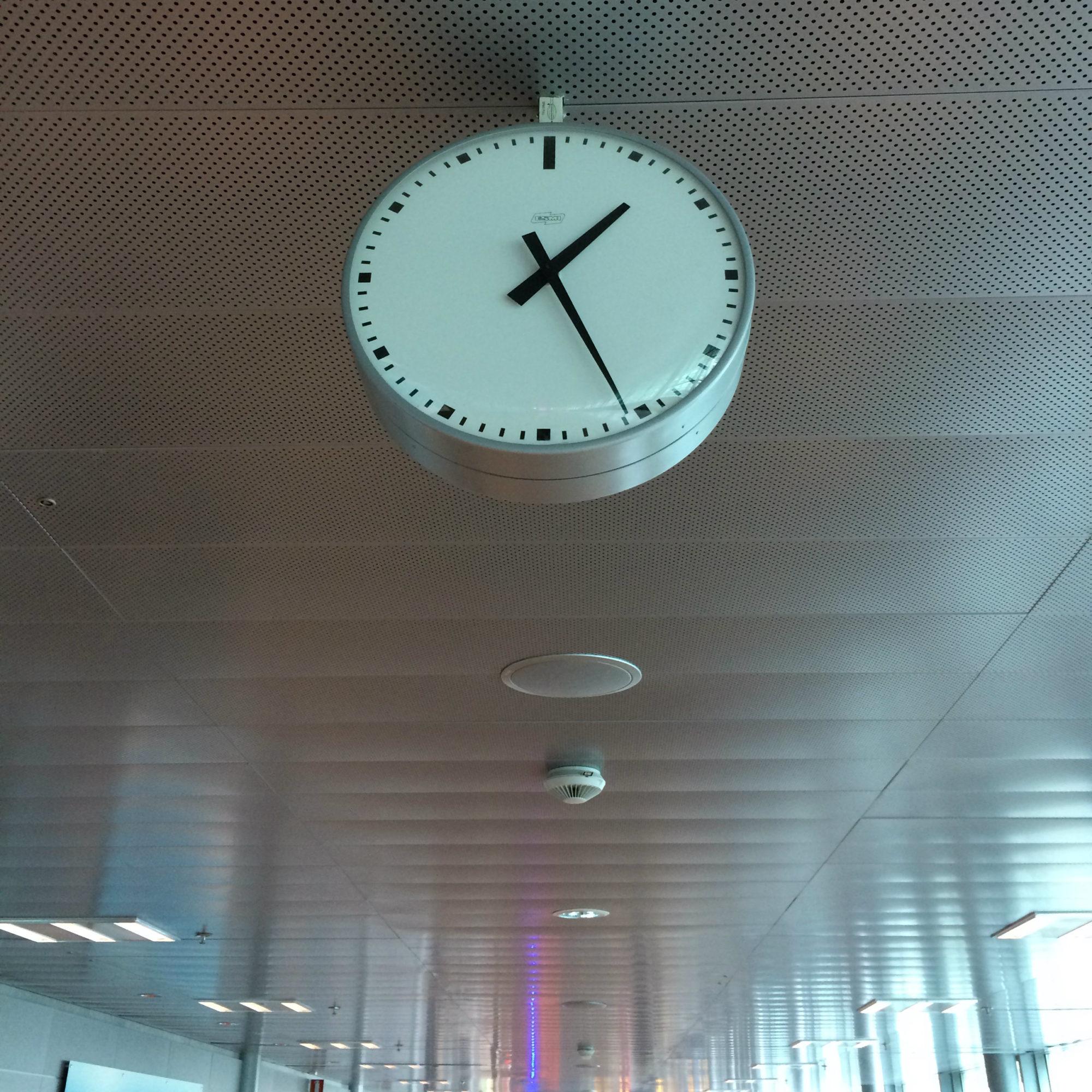 Helsinki-clock